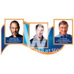 Видатні інформатики світу – Біл Гейц – Джобс – Цукерберг зображення