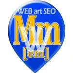 Пример буквы M картинка для стенда английский алфавит