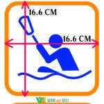 Наклейка для физического воспитания виды спорта